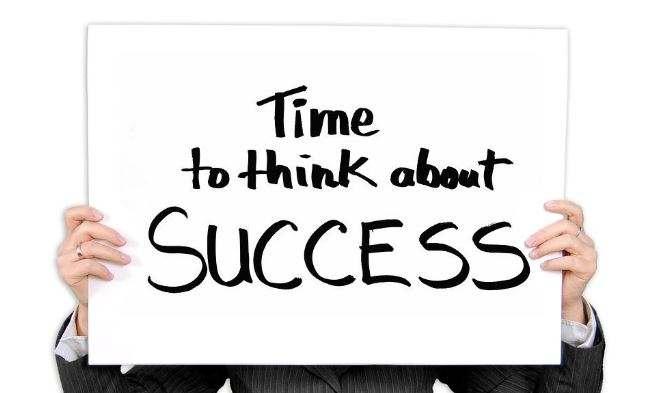 pensa al successo