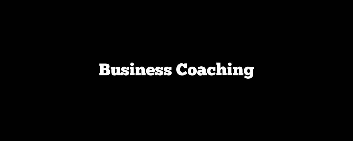 Business Coach - coaching aziendale