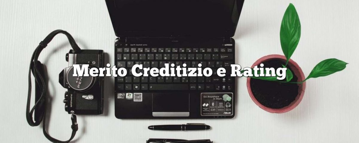 Merito Creditizio e Rating