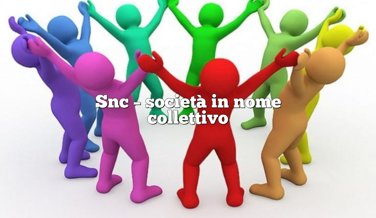 Snc societ in nome collettivo societaria for Giardino e nome collettivo