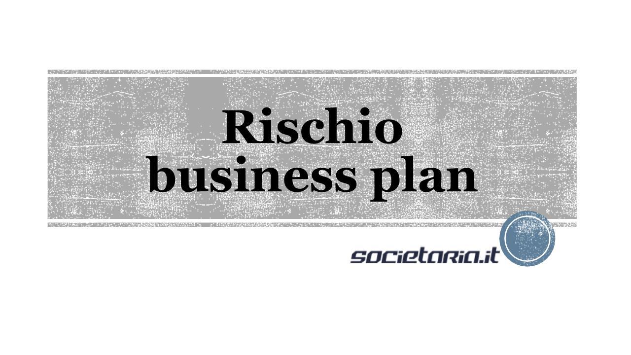 Rischio business plan