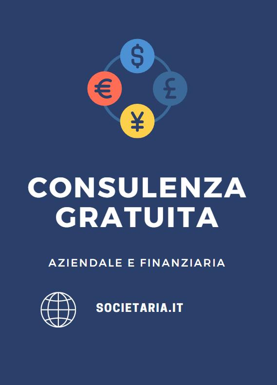 Consulenza aziendale e finanziaria